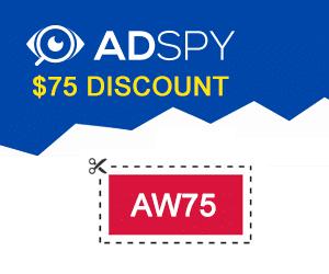 AdSpy Coupon