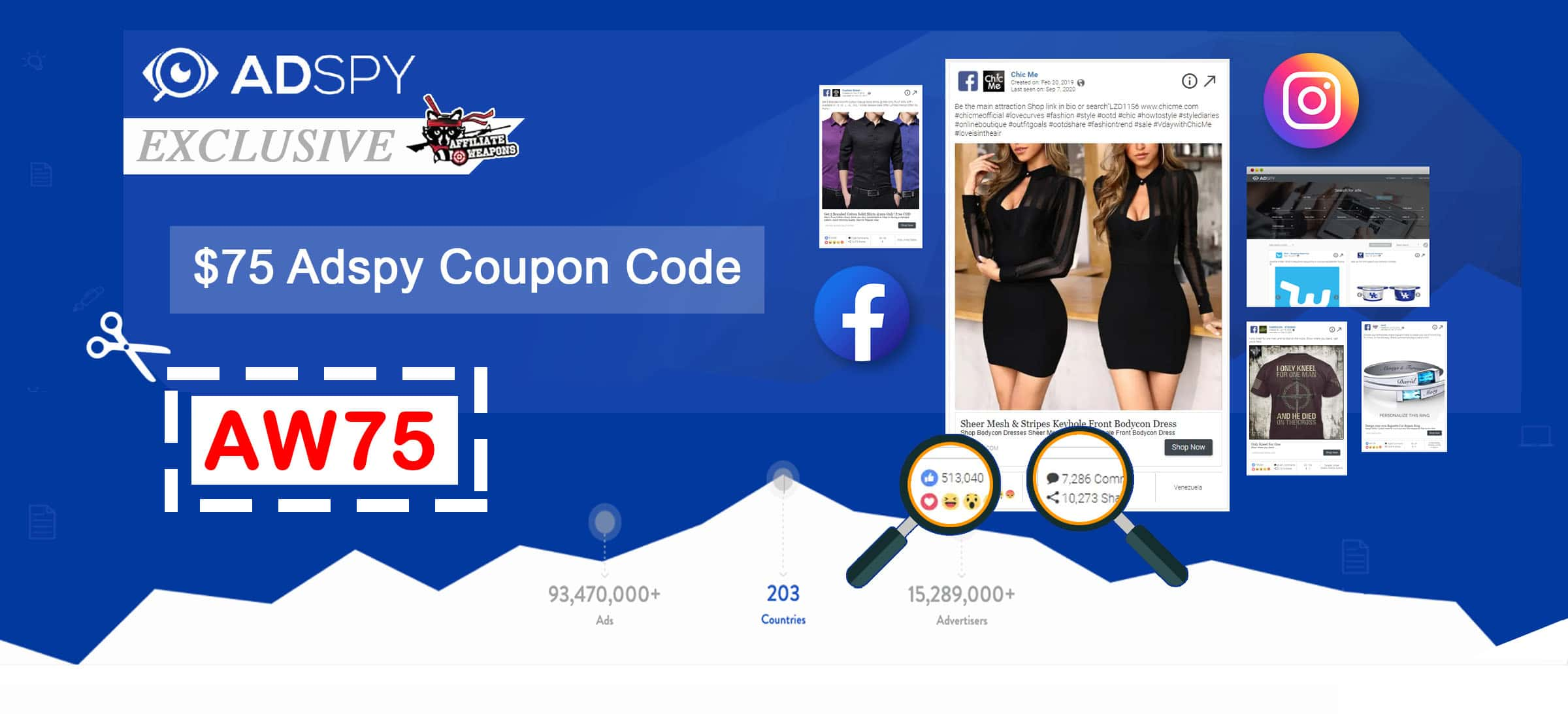 150 Adspy Coupon 2021 Free Trial 1 Fb Ads Spy Tool Save money on your hong kong travel, retail, food, with coupons, discount codes, sales, offers, gift cards for all hong kong store brands at mycouponcodes, your ultimate saving guide for 2020. 150 adspy coupon 2021 free trial