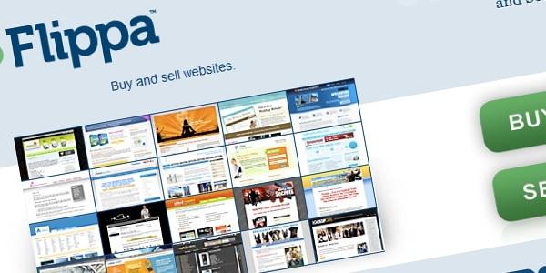 Buy Sell Websites on Flippa