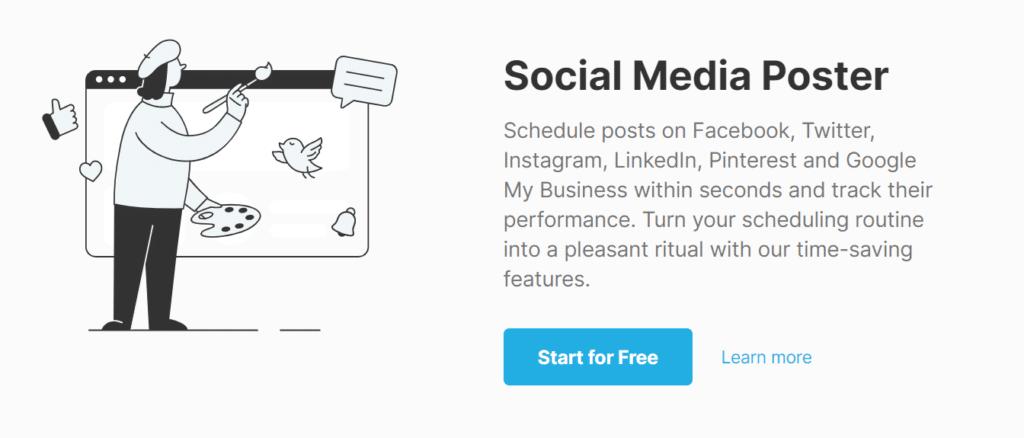 SEMrush Social Media Management